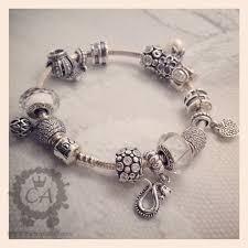 pandora silver snake bracelet images Pandora chinese new year snake charms addict jpg