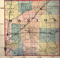 Illinois Map With Counties by Marion County Illinois Maps And Gazetteers
