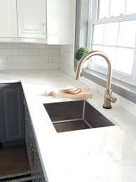 Colored Kitchen Faucet Should Kitchen Faucet Match Cabinet Hardware