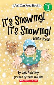 jack prelutsky thanksgiving poem it u0027s snowing it u0027s snowing by jack prelutsky scholastic