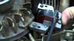 briggs and stratton engine repair how to replace the ignition