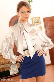 beautiful blouses 266 best satin blouses images on satin blouses
