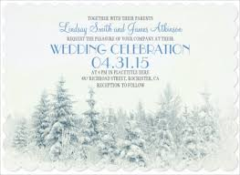 15 winter wedding invitation templates u2013 free sample example