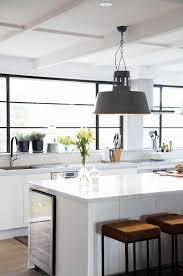 pendant lighting drum pendant light white kitchen design kitchen