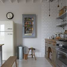 mixed style country meets industrial industrial style kitchen