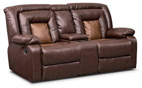 Loveseat Couch Mustang Dual Reclining Sofa Dual Reclining Loveseat And Recliner