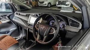 Innova 2014 Interior Toyota Kijang Innova Price Spec Images U0026 Reviews November 2017