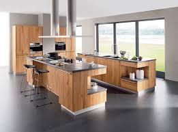 küche massivholz holz in der küche schöner wohnen