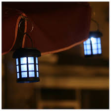 Solar Patio Umbrella Lights by 2 Pk Smart Solar Patio Umbrella Hanging Solar Lanterns 427284