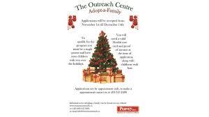 s outreach set to launch adopt a family program rdnewsnow