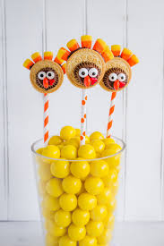 thanksgiving turkey pops a craft to do with the
