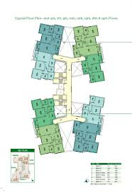 Tower Of Joy Map Buy 2 3 Bhk Flats In Rajarhat Siddha Happyville