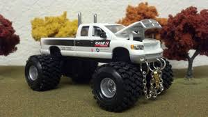 Ford F350 Monster Truck - 1 64 custom lifted dodge ram 2500 case tricked out farm