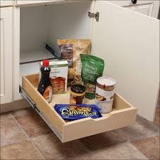 Roll Out Shelves For Kitchen Cabinets by Kitchen Sliding Drawers For Kitchen Cabinets Slide Storage