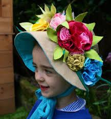 easter bonnets easter bonnet made by toya