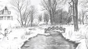 sketches of nature drawing 25 best ideas about natural scenery