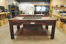Industrial Style Kitchen Island Kitchen Industrial Kitchen Island And 10 Industrial Kitchen