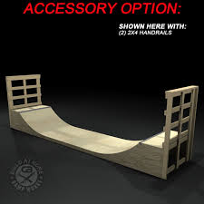 2ft micro mini ramp 4ft wide half pipe ramp works skateboard