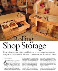 rolling tool storage cabinets rolling tool cabinet plans woodarchivist