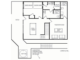 100 vacation cabin floor plans majestic view cabin in