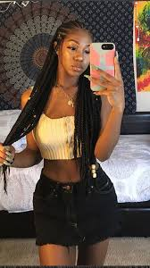 black braids hairstyle for sixty 2018 braided hairstyle ideas for black women looking for some new