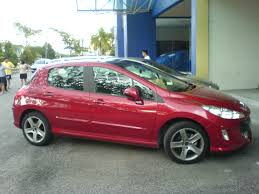 peugeot rental scheme peugeot 308 1 6thp review performance car or