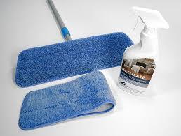 microfiber mop kit