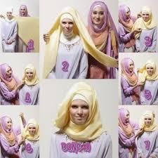 tutorial pashmina dian pelangi tutorial hijab segi empat dian pelangi lebih simple dan cantik