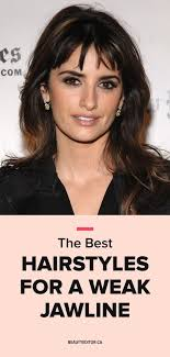 hairstyle for sagging jawline the best hairstyles for a weak jawline beautyeditor hair and