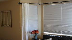1000 Ideas About Bay Window How To Hang Curtains On A Round Top Window Inspirational 1000