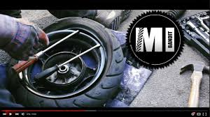 how to change your own yamaha cygnus scooter tyre youtube