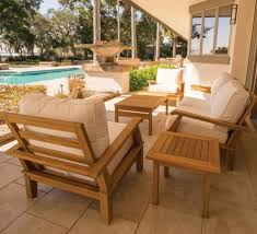 what is the best for teak furniture 5 best teak patio sets for your stylish patio