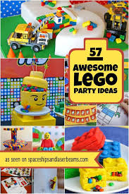 Birthday Decoration Ideas For Boy 57 Lego Themed Birthday Party Ideas Perfect For Boys Spaceships