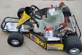 twin engine go kart belonging to larry littsen go karts pinterest