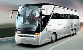 volvo luxury bus interior