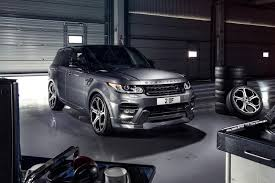 modified land rover overfinch range rover sport unveiled pursuitist