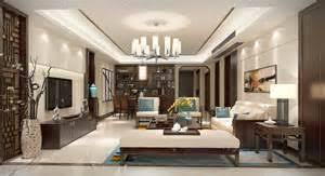 D House Decor Living Room Chinese Style D House Free D House - Chinese living room design