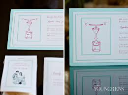 themed wedding invitations be inspired science themed wedding invitations the youngrens