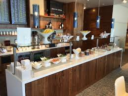 Seattle Buffet Restaurants by The Expanded Amex Centurion Lounge Seattle Is Now Open One Mile