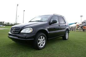 1999 black mercedes 1999 used mercedes m class ml430 at auto sales