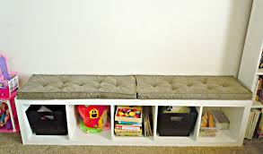 ikea hacks bench bench ikea bookcase bench recycled old expedit shelf into a