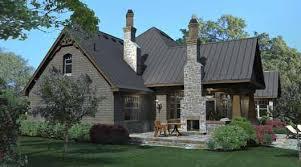 craftsman style home designs craftsman house plan 4 bedrooms 3 bath 2847 sq ft plan 61 112