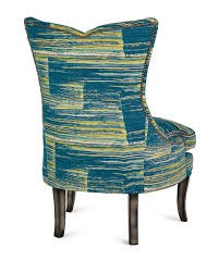 old hickory tannery hensley high back wing chair