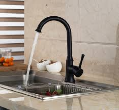 single hole oil rubbed bronze kitchen faucet u2014 home design ideas