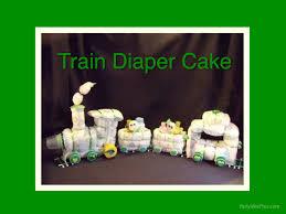 choo choo train diaper cakes the perfect train theme baby shower