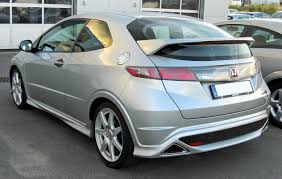 honda civic type r 2009 file honda civic viii type r 20090706 rear jpg wikimedia commons