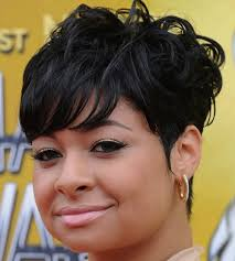 shortcuts for black women with thin hair short haircuts for black women with round faces woman hairstyles
