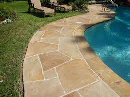 Concrete Patio Houston Beautify Your Concrete With Carvestone