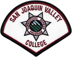 san joaquin valley college online san joaquin valley embroidered patch
