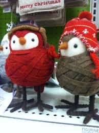 cute winter birds from target decor christmas shopping i u0027ll